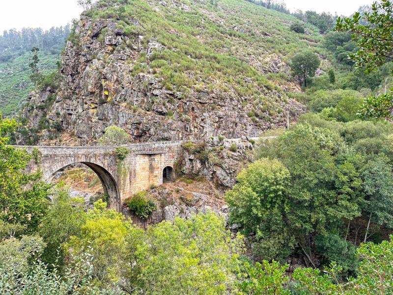Pasadizos del Paiva: Ponte de Alvarenga