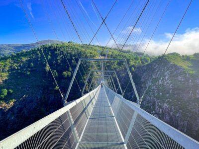 Puente 516 Arouca: TODO lo que debes saber para cruzar el puente peatonal más largo del mundo