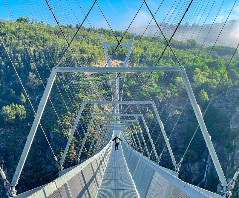 Puente 516 Arouca, ¿merece la pena? - Qué ver en Portugal: Pasadizos del Paiva y Puente 516
